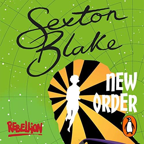 Sexton Blake's New Order cover art