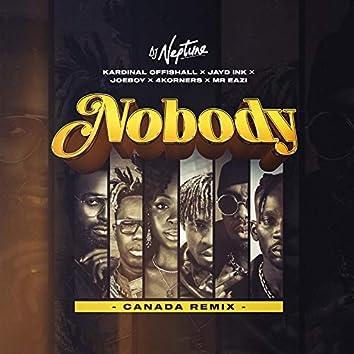 Nobody (Canada Remix)