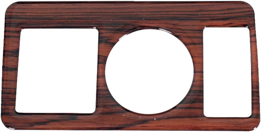 W and T Model GG Grand General 68957 Wood Color Left Control Trim for Kenworth 2006