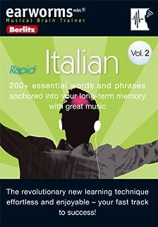 Earworms Italian (Berlitz Earworms) Vol. 2