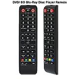 Grock AK59–00149 A Mando a Distancia de Repuesto para Samsung DVD BD BLU-Ray Reproductor de Discos Mando a Distancia, aplicable BDF5100/ZA bd-es5300 bd-fm51