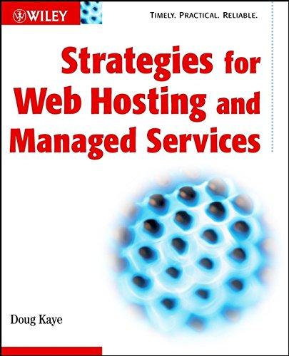 Strategies for Web Hosting