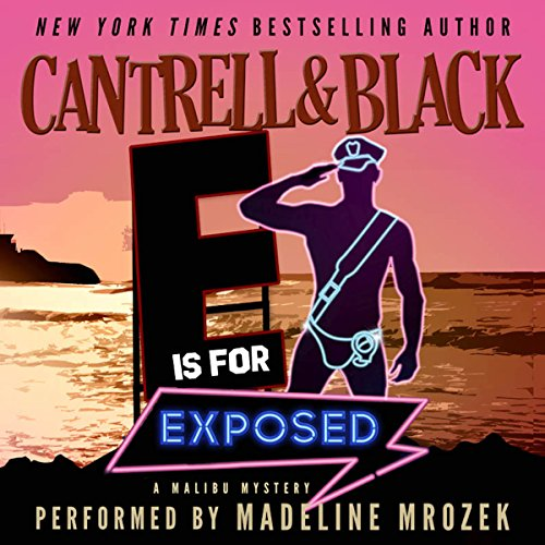 """E"" Is for Exposed audiobook cover art"