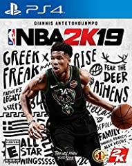 """NBA 2K celebrates 20 years of redefining what sports gaming can be, from best in class graphics & gameplay to groundbreaking game modes and an immersive open world """"Neighborhood"""" NBA 2K19 continues to push limits as it brings gaming one step closer t..."""