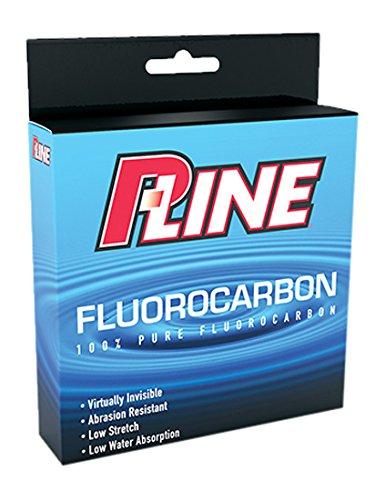 P-Line Fluorocarbon Soft 100 MT (0.18 mm - 4 LB)