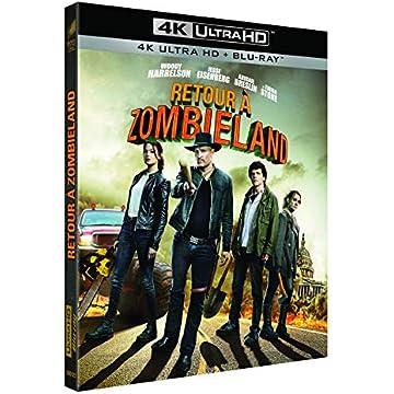 Retour à Zombieland [4K Ultra HD + Blu-Ray]