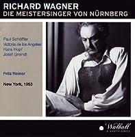 Die Meistersinger von Nurnberg : Met by Paul Schoffler