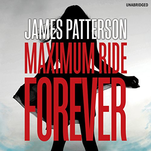 Maximum Ride: Forever cover art