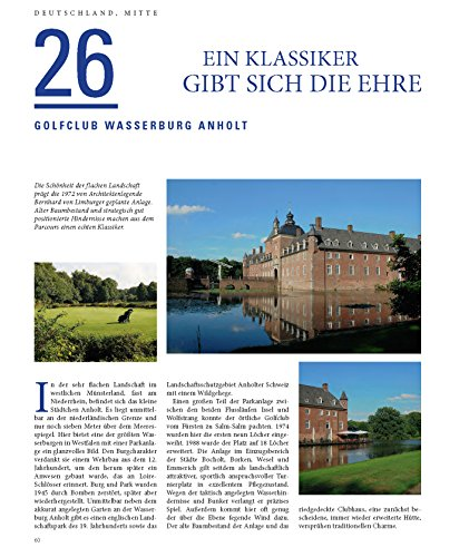 Die 100 besten Golfplätze in Deutschland und Österreich (Edition 99pages by HEEL) - 11