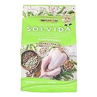 ソルビダ SOLVIDA 室内飼育肥満用 900g 犬 ドライフード