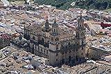 HQHff España Xi'an Road Turismo Arquitectura,Puzzles Adultos 1000 Piezas 75x50cm,3D Puzzles de Madera Adultos Regalo de Juguete Educativo para niños
