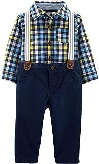 Carter's Baby Boys' 3-Piece Dress Me Up Set, Navy