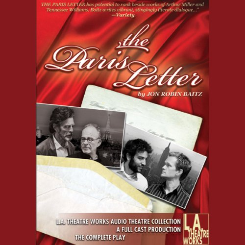 The Paris Letter (Dramatization) copertina
