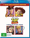 Toy Story - 4 Film Collection (plus Toy Story of Terror & Toy Story That Time Forgot)