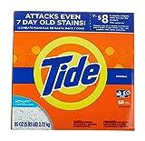 Tide Original HE Turbo Powder Laundry Detergent,...