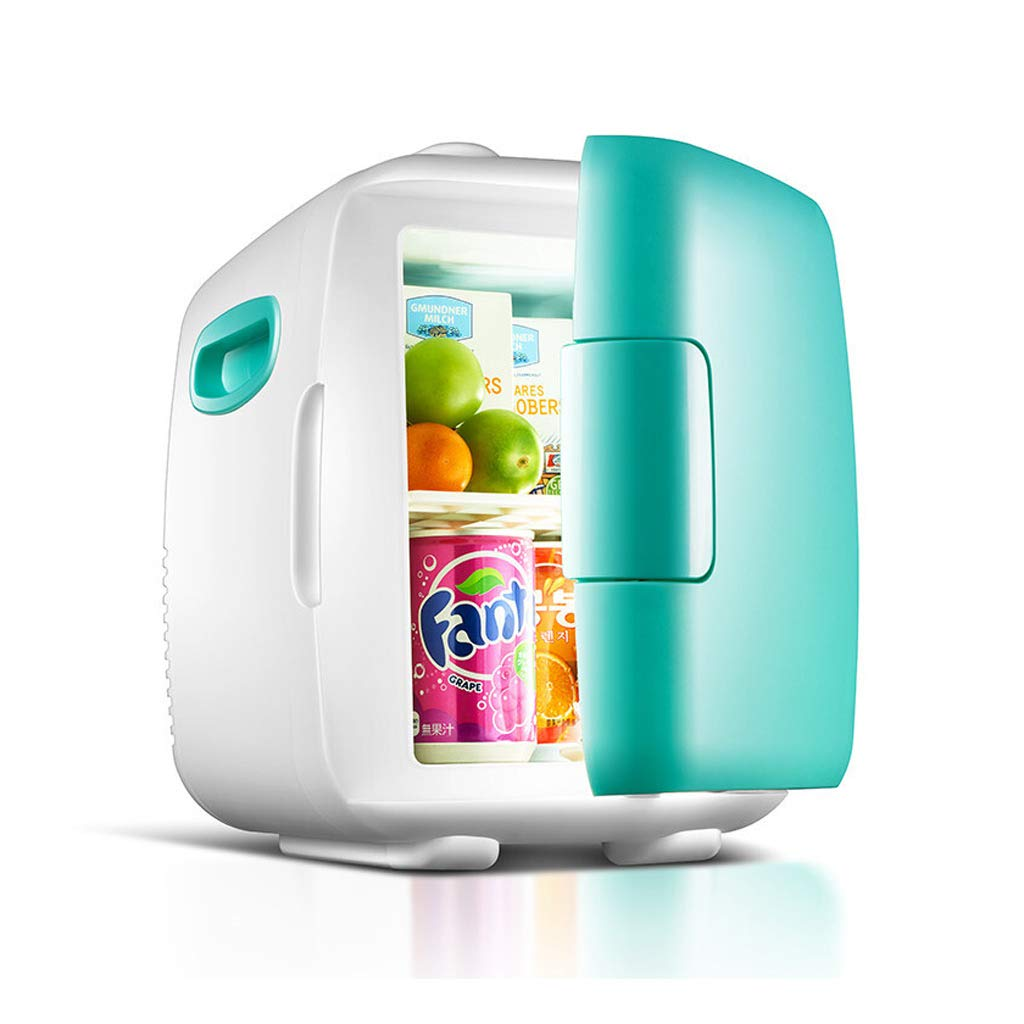 BINGXIANG Mini Nevera frigorífico Caja Coche frigorífico casa Estudiante pequeña Nevera 4L: Amazon.es: Hogar