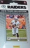 Oakland Raiders 2018 Panini NFL Football Complete Mint 11 Karten Team Set mit Derek Carr, Marshawn Lynch, Arden Key Rookie Karte Plus -