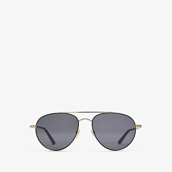 Gucci  GG0388S (Endura Gold/Grey) Fashion Sunglasses