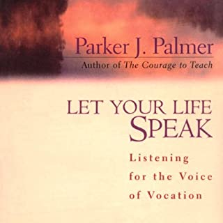 Let Your Life Speak audiobook cover art