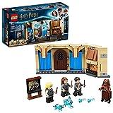 LEGO - Harry Potter Stanza delle Necessit di Hogwarts Set di Costruzioni della Saga, Idea Regalo per Bambini da 7 Anni, 75966