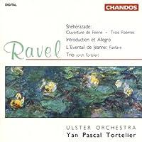Ravel;Trio in a Minor etc.