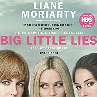 Big Little Lies                   By:                                                                                                                                 Liane Moriarty                               Narrated by:                                                                                                                                 Caroline Lee                      Length: 15 hrs and 55 mins     45,671 ratings     Overall 4.6