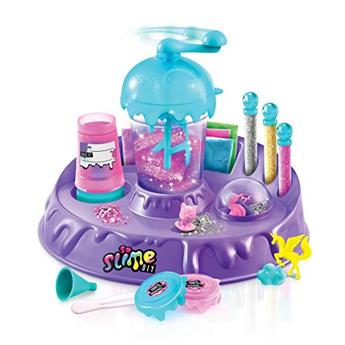 Canal Toys - So Slime DIY - Slime Factory - Make your own 10 Slimes Just add water No glue, no mess