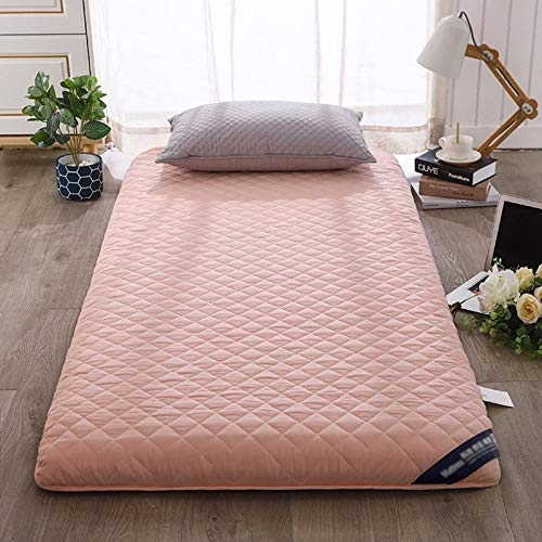 XIGG Thick Tatami Mattress, Cotton Anti-Skid Foldable Floor Pad, Soft Breathable Student Dormitory Mattress for Student Dormitory Home