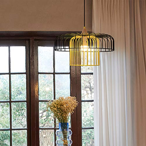 TY-ZWJ Luz de Lujo Moderno Lujos Huecos de Hierro, LED Creativo Arañas de Hierro Lujo Moderno Sala de Estar Dormitorio Dormitorio Decoración de Interiores Lámpalleras