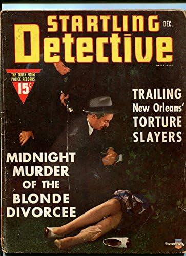 Startling Detective Magazine Max 70% OFF December Torture 1941- Bargain sale Slayers