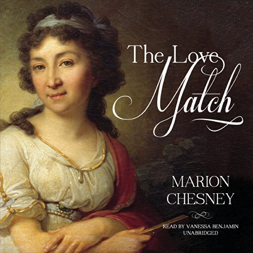 The Love Match audiobook cover art