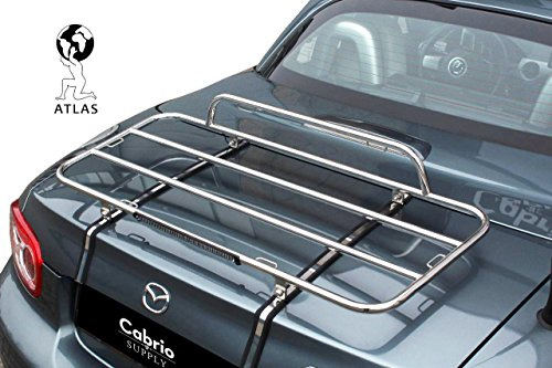 Mazda MX-5 NC Coupe (Faltdach aus Stahl) Gepäckträger 2006-2014