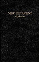 Keystone Large Print New Testament with Psalms: King James Version