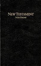 Keystone Large Print New Testament with Psalms: King James Version