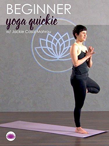 Beginner Yoga Quickie [OV]