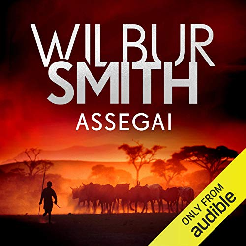 Assegai     Courtney - Assegai, Book 1              Written by:                                                                                                                                 Wilbur Smith                               Narrated by:                                                                                                                                 Sean Barrett                      Length: 17 hrs and 45 mins     4 ratings     Overall 5.0