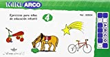 Ducación infantil. Cuaderno de ejercicios - 8413237050342