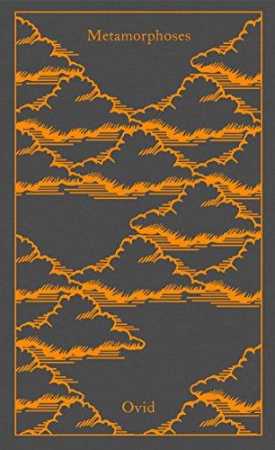 Metamorphoses: A New Verse Translation (Penguin Clothbound Classics)