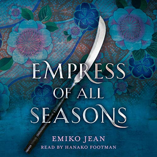 Empress of All Seasons  By  cover art