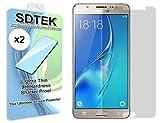 *2 Pack* SDTEK Samsung Galaxy J5 (2016) Verre Trempé Protection écran Résistant...