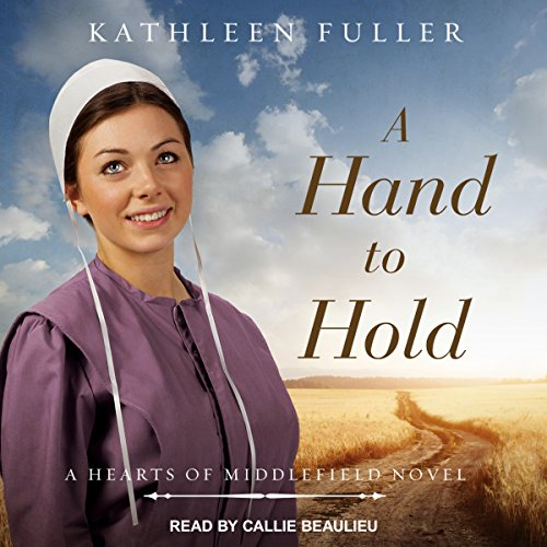 A Hand to Hold audiobook cover art
