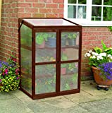 Gardman 7652 Wooden Cold Frame and Growhouse, FSC...
