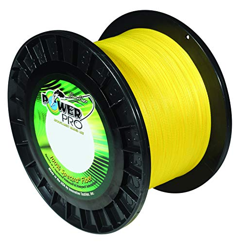 Power Pro 21100150100Y Spectra Braided Fishing Line 15lb 100yd - one Size