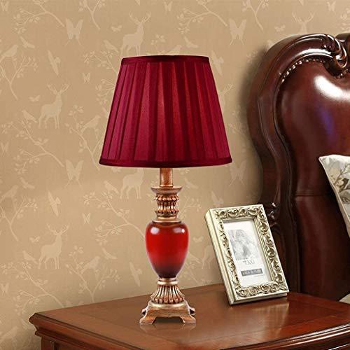 Applique da parete Moderna minimalista resina di nozze in camera regalo Tavolino Camera da letto della lampada Soft Light Distribution panno della resina ad alta trasmissione Lampade da parete