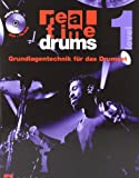 Real Time Drums Level 1, m. Audio-CD - Arjen Oosterhout