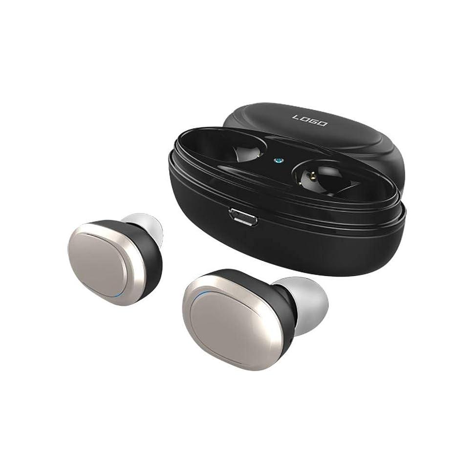 致命的な秘密のホラーKasitek TWS ワイヤレスバイノーラル Bluetooth ヘッドセット