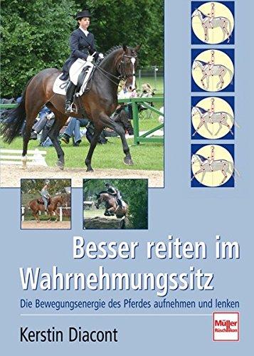 Besser reiten im Wahrnehmungssitz: Die Bewegungsenergie des Pferdes aufnehmen und lenken