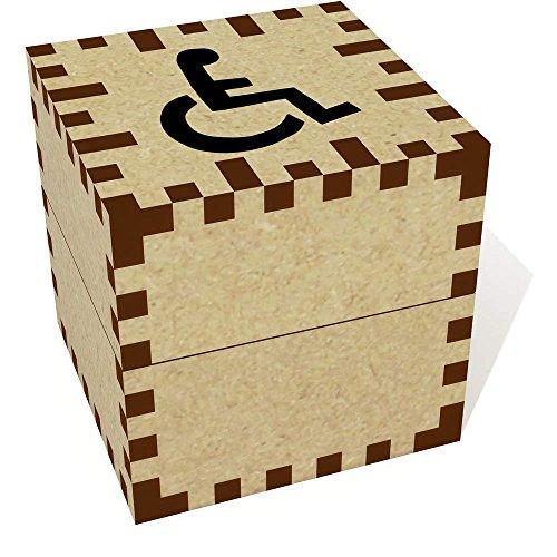 Azeeda Klein 'Rollstuhl-Symbol' Ringschachtel / Schmuckkästchen (JB00021379)