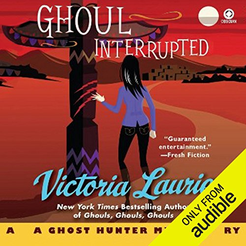 Ghoul Interrupted audiobook cover art
