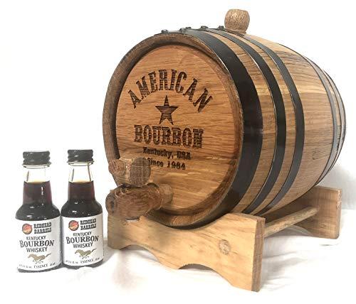 2 Liter American Kentucky Bourbon Making Kit